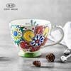 佳佰 美式陶瓷杯子 400ML