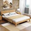 伊林雅 原木色单床 架子床款 150*200cm