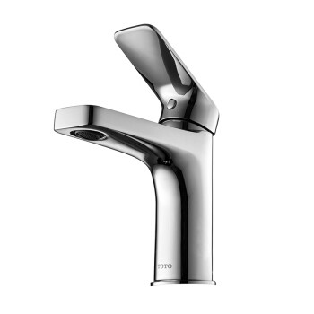 TOTO 卫浴 DL363R 单孔单柄洗脸盆用混合水龙头