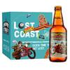 LOST COAST  迷失海岸 迷雾快艇双倍IPA啤酒 355ml*6瓶