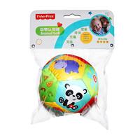移动专享:Fisher-Price 费雪 F0807 婴儿十二面认知手抓球
