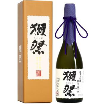 獭祭 清酒 二割三分 纯米大吟酿 720ml