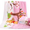 Disney 迪士尼  维尼熊森林派对纱布浴巾 320g 70*140cm