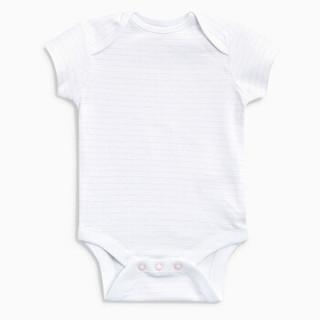 NEXT 女婴短袖连体衣 4件装