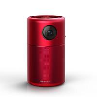 掌上的娱乐影音:ANKER 安克 Nebula Capsule Pro红色升级版 投影机 体验