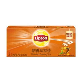 Lipton 立顿 乌龙茶 韵香乌龙茶 45g 25包