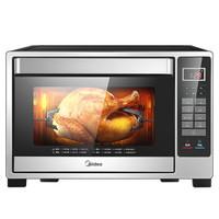 Midea 美的 T4-L326F 多功能全自动烤箱 32L +凑单品