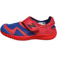new balance 童鞋 复仇者联盟系列 中大童凉鞋 包头沙滩鞋 暗红/电蓝 US 9码/15CM