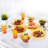 DURALEX 多莱斯 5039350 欧式餐具 10件套