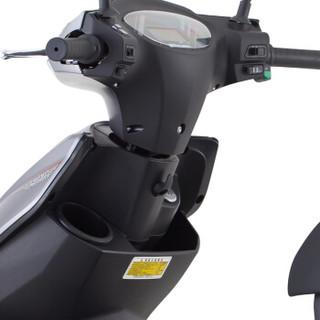 新日电动车 黑豹5代 电动车 XR800DQT-3D 哑光摩力黑