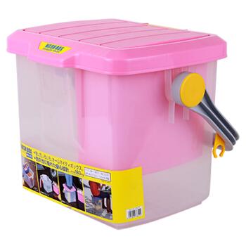 IRIS 爱丽思  WB25 多用箱 野营凳 洗车水桶