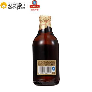 TSINGTAO 青岛啤酒  小棕金 11度 296ml*24瓶
