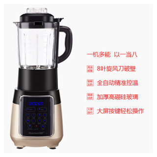 More feel 摩菲 LB8103A 多功能料理机 金色