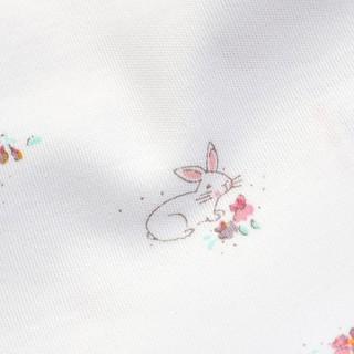 next 童装 新生儿短袖连体衣四件装