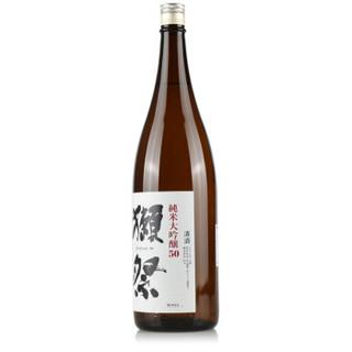 獭祭 纯米大吟酿50 1.8L