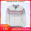 AMERICAN EAGLE 0191_9828 男士圆领针织卫衣