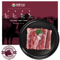 京东PLUS会员:HONDO BEEF  恒都牛肉 澳洲原切牛肋条肉 500g