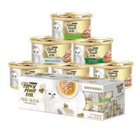 FancyFeast 珍致 猫罐头 6罐装 *4件