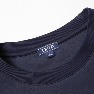 IZOD A91171MT012 男士植绒印花卫衣