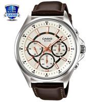 CASIO 卡西欧 MTP-E303L-7A 男士时装腕表