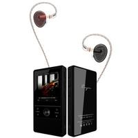 CAYIN 凯音 N3 便携式无损音乐播放器  + SIMGOT  铜雀 EN700PRO 耳机 红黑CP版套装