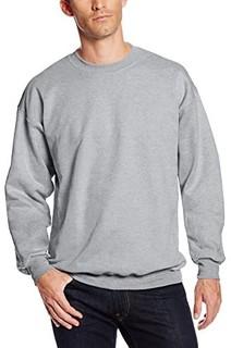 Hanes Ultimate Cotton 90/10 混纺 男士卫衣