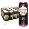 waidler 韦德 黑啤酒 500ml*24听