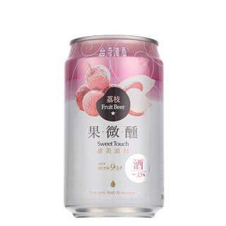 台湾啤酒 六小福礼盒 330ml*6罐