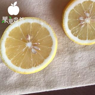 果意盎然 万州黄柠檬 (5斤 )