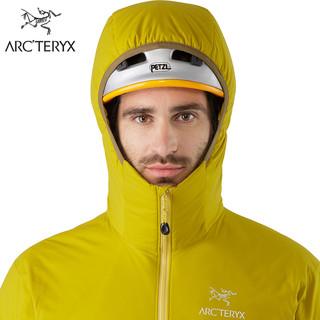 Arcteryx 始祖鸟男款轻量保暖连帽棉服 Atom LT
