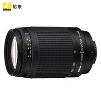 Nikon 尼康 AF 70-300mm f/4-5.6G 变焦镜头