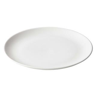 MUJI 无印良品 米瓷碟