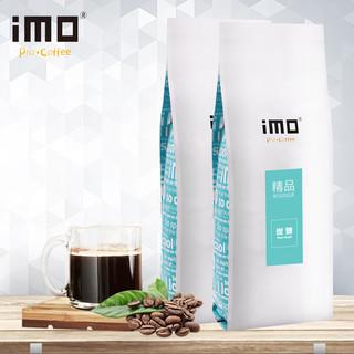 iMO 逸摩 精品系列 咖啡豆 炭烧风味 454g
