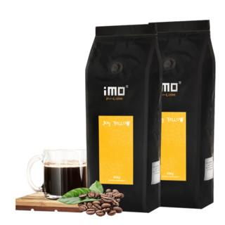iMO 逸摩 黄乐士 巴西圣多斯波旁咖啡豆