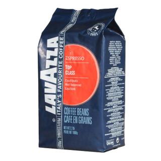 LAVAZZA 乐维萨 TOP CLASS 意式经典咖啡豆 1kg