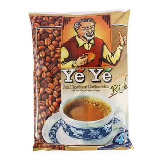 OWL 猫头鹰 YEYE 浓味三合一速溶咖啡 20g*45包(900g)