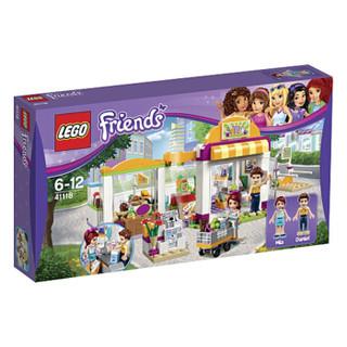 LEGO 乐高 Friends好朋友系列 心湖城超级市场 41118
