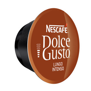 Nestlé 雀巢 Dolce Gusto 多趣酷思 美式浓黑浓烈胶囊咖啡 16颗 144g