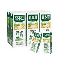 豆本豆 原味豆奶 植物蛋白饮料 早餐奶 250ml*6盒