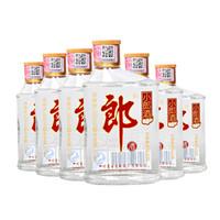 LANGJIU 郎酒 小郎酒 45度 100ml*6瓶 *2件 +凑单品