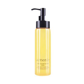 Attenir 日本进口 艾天然植物卸妆水卸妆油 柑橘味175ml/瓶 年轻净卸提亮