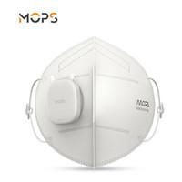 MOPS 忻风 KZ001 动力口罩 白色
