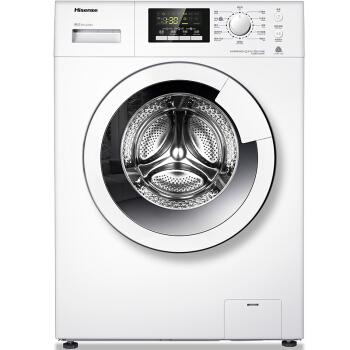Hisense 海信 XQG80-S1229FW 8公斤 变频 滚筒洗衣机