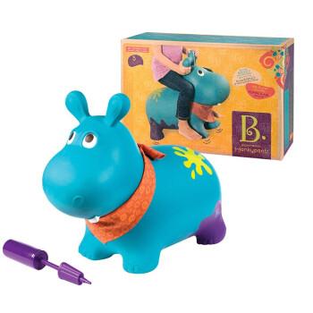 B.toys 比乐 BX1388Z 弹跳突击小河马