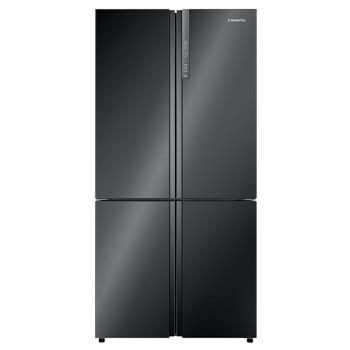 Casarte 卡萨帝 黑钛系列 BCD-629WDSTU1 变频十字对开门冰箱 628L 黑色