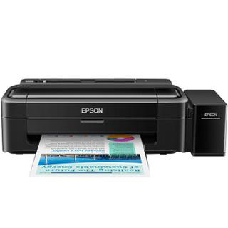 EPSON 爱普生 L310 彩色喷墨打印机