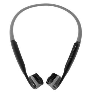 AfterShokz 韶音 AS600 Titanium 标准版 骨传导挂耳式无线蓝牙耳机 灰色