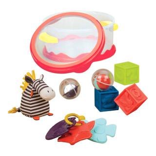 B.Toys 比乐 宝宝游戏时间玩具套装