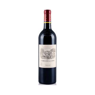 HATEAU LAFITE ROTHSCHILD 拉菲古堡 副牌干红葡萄酒 2013 750ml