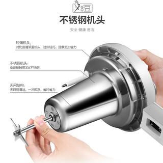 Midea 美的 DE12O11 多功能免滤豆浆机 1.2L